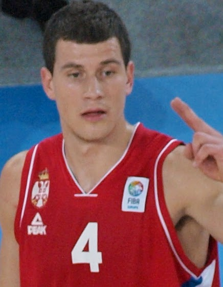 Nemanja Nedović Height - How Tall
