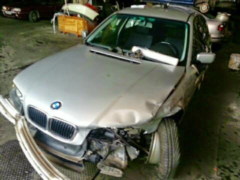 DESPIECE DE BMW 320D E46 136CV ( TIPO MOTOR 204D1 )