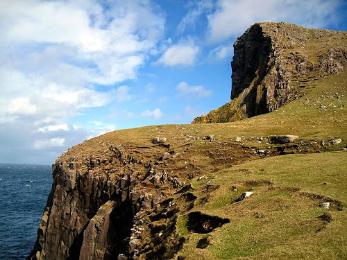 Neist Point, ilha Skye, Escócia