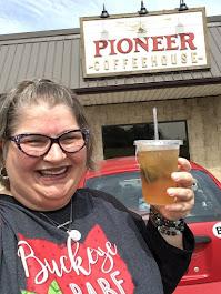 2019, Pioneer CoffeeHouse, Hugo Peppermint Cold Brew, Dalton, OH