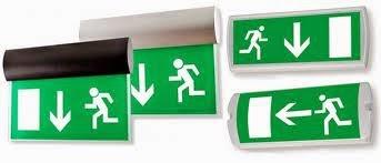 Светильники аварийного эвакуационного освещения