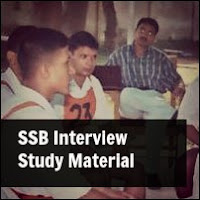 SSB Interview  Study Material