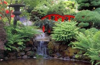 [ 12 FOTO ] Taman Bunga Paling Indah Dan Cantik Di Dunia