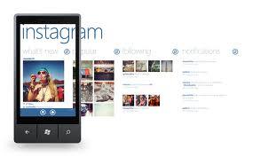 Client Windows Phone Instagram