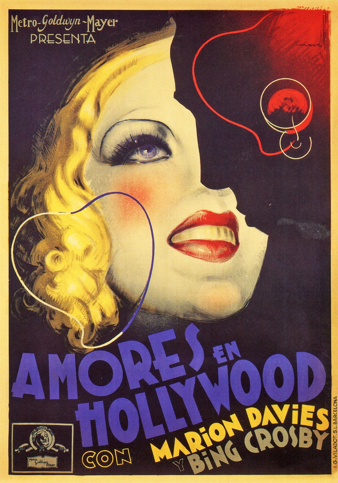 Amores en Hollywood