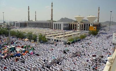 مشاهدة خطبة يوم عرفة بث مباشر الحرم المكي من مسجد نمره اليوم الجمعة 1436 , خطبة يوم عرفة 23-9-2015
