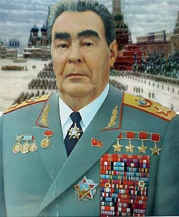 Брежнев Л.И. Фото