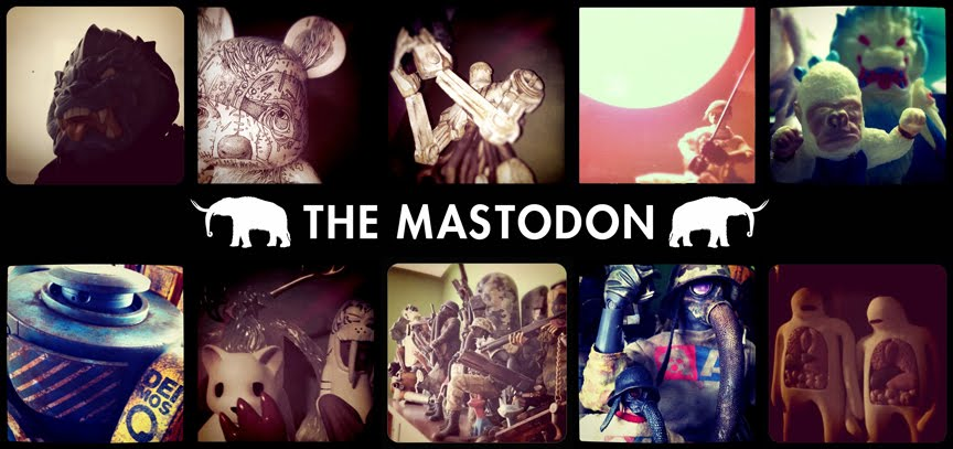 THE MASTODON