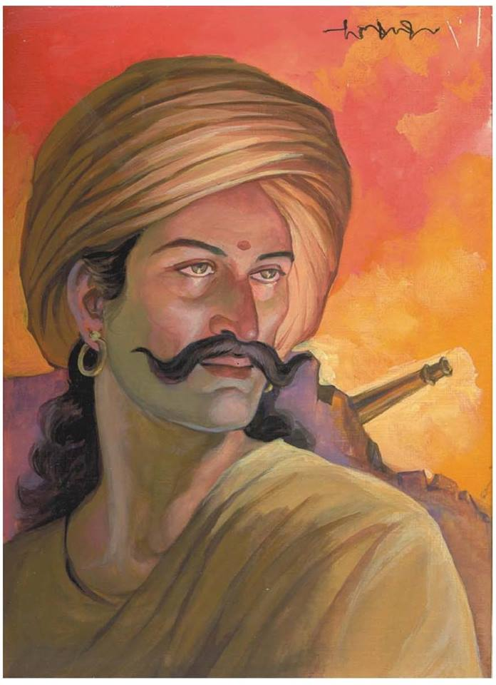 Sangolli Rayanna - Indian Freedom Fighter Biography