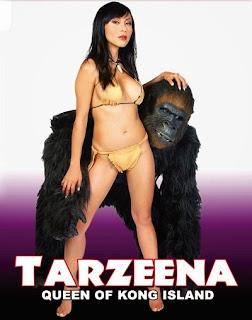 Tarzeena: Jiggle in the Jungle / Tarzeena: Queen of Kong Island 2008