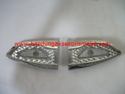 Side Lamp Cover With Led Pajero