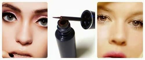 Cómo maquillar ojos pequeños collage