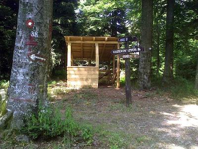 Planinarsko sklonište Črešnja