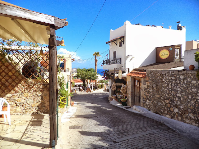 Take a stroll through through charming Koutouloufari. Photo: Katie Belle.