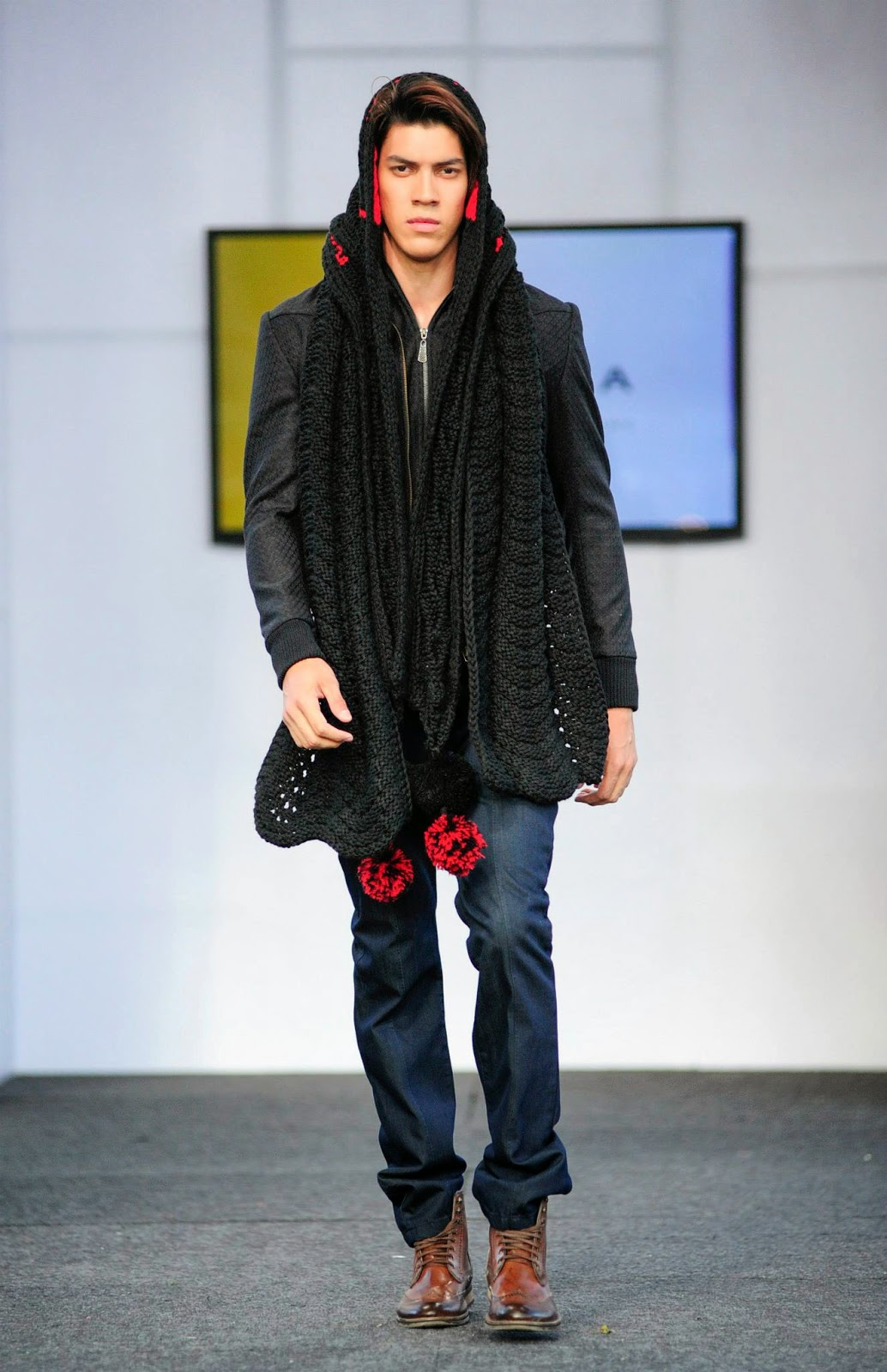 la rola colombiamoda 2014 male fashion trends