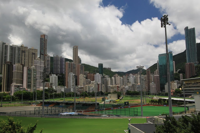 The Hong Kong Jockey Club in Stanley, Hong Kong