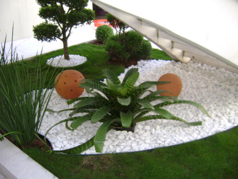 Fotos  Decoração para Jardins e Quintais  X  Decoração de Casas