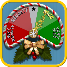 Rhiana Reports Santa Gauge Iphone App Review