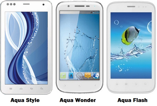 Aqua Style, Wonder, Flash - Specification and Price