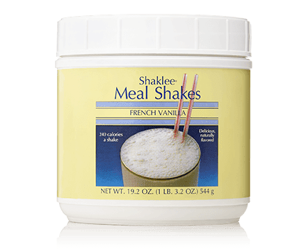 Meal Shakes - French Vanilla