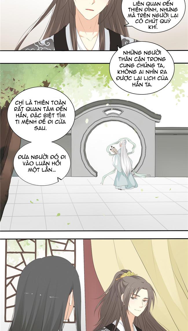Quy Tự Dao chap 64 - Trang 19