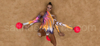 Rhythmic Gymnastics Olympic