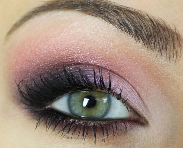 PASJA - TERAZ: Kolor oczu a kolor cieni