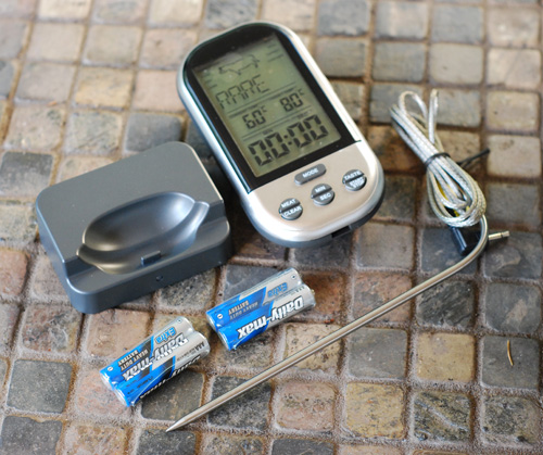 Master Forge Wireless Thermometer