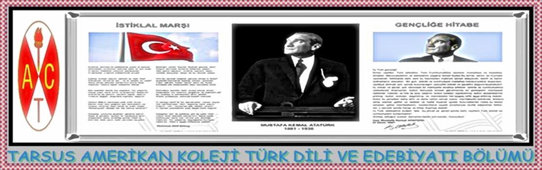TAC Türk Dili ve Edebiyatı Bölümü