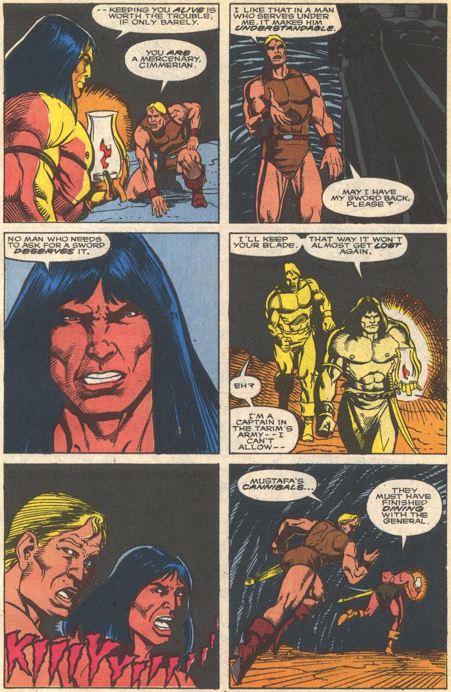 Conan the Barbarian (1970) Issue #229 #241 - English 5