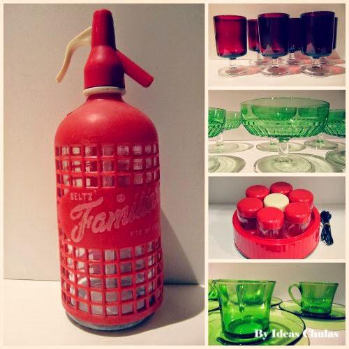 De compras en els encants barcelona ideas chulas - Menaje cocina barcelona ...
