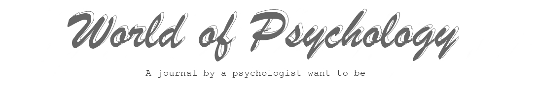 World of Psychology