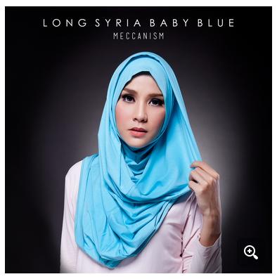 Trend Koleksi Hijab Modern Ala Zaskia Adya Meccaa