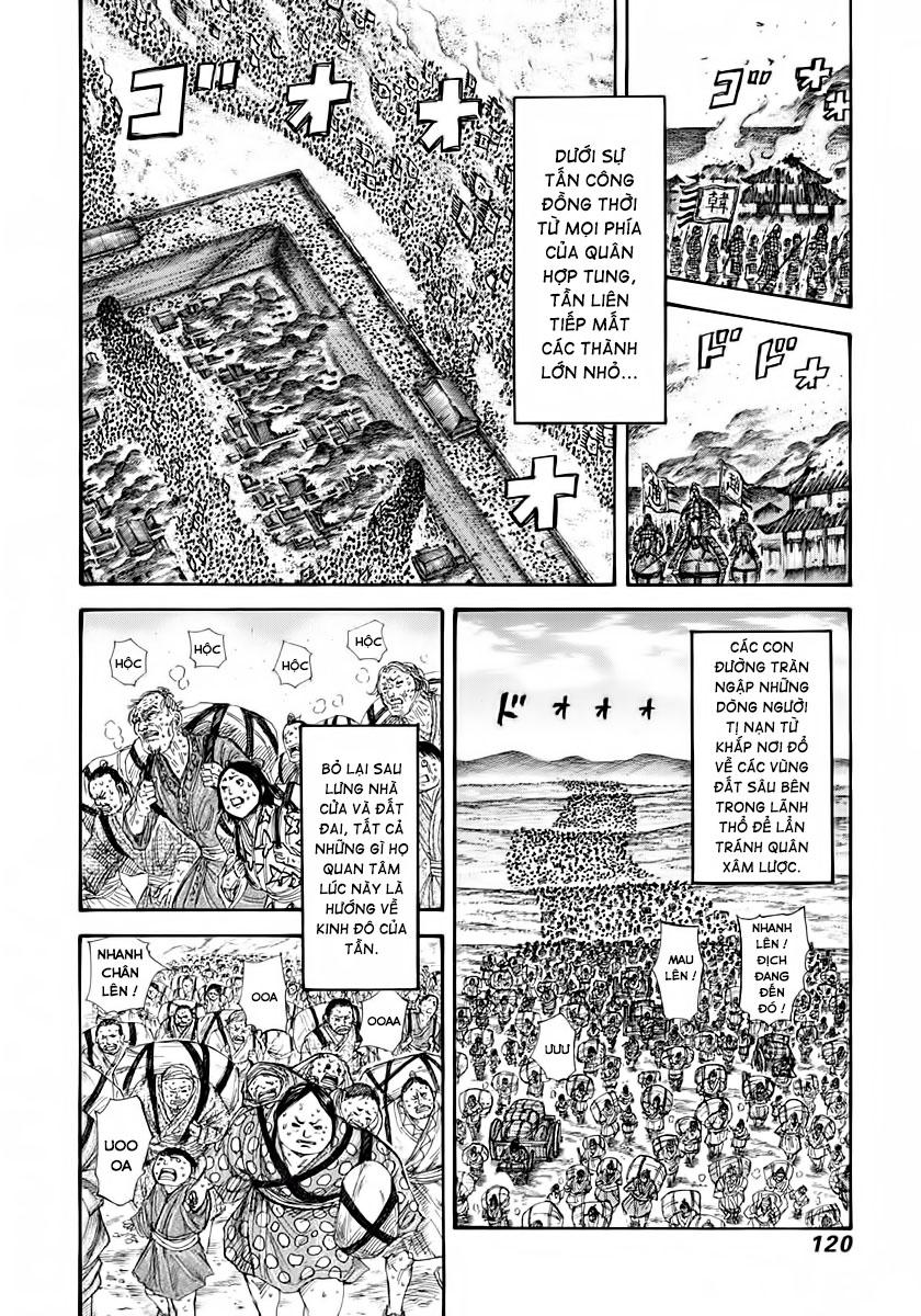 Kingdom – Vương Giả Thiên Hạ (Tổng Hợp) chap 268 page 3 - IZTruyenTranh.com