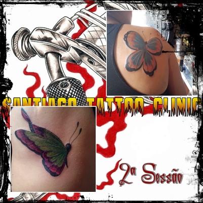 Santiago tattoo shop for Virtual tattoo workshop