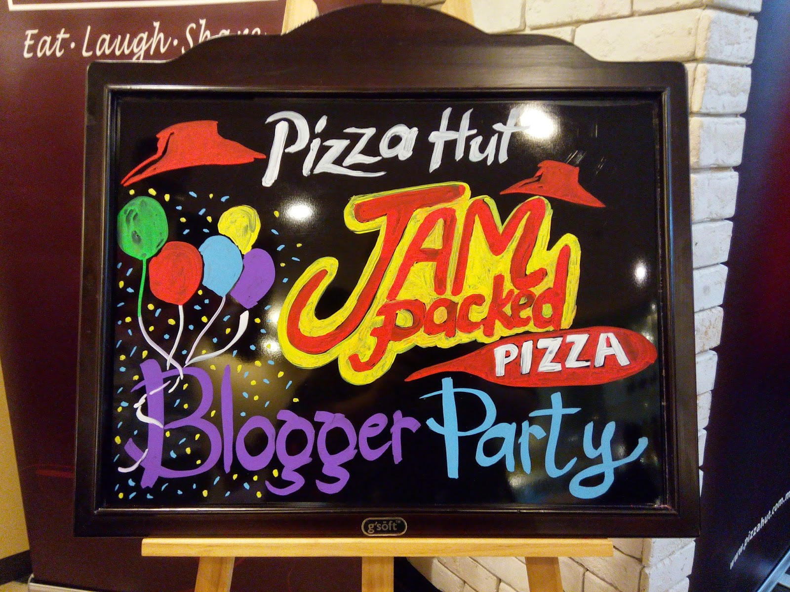 JAM-PACKED Pizza Blogger Party | Pizza Hut Malaysia