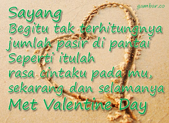 kata mutiara valentine 2013
