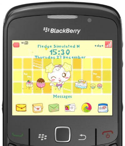Download Nada Bbm Blackberry 8520