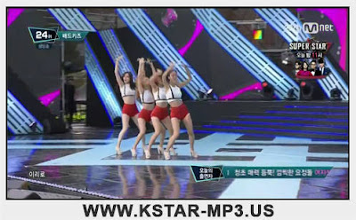 [Performance] BADKIZ - Come Closer @ M! Countdown 2015.08.27