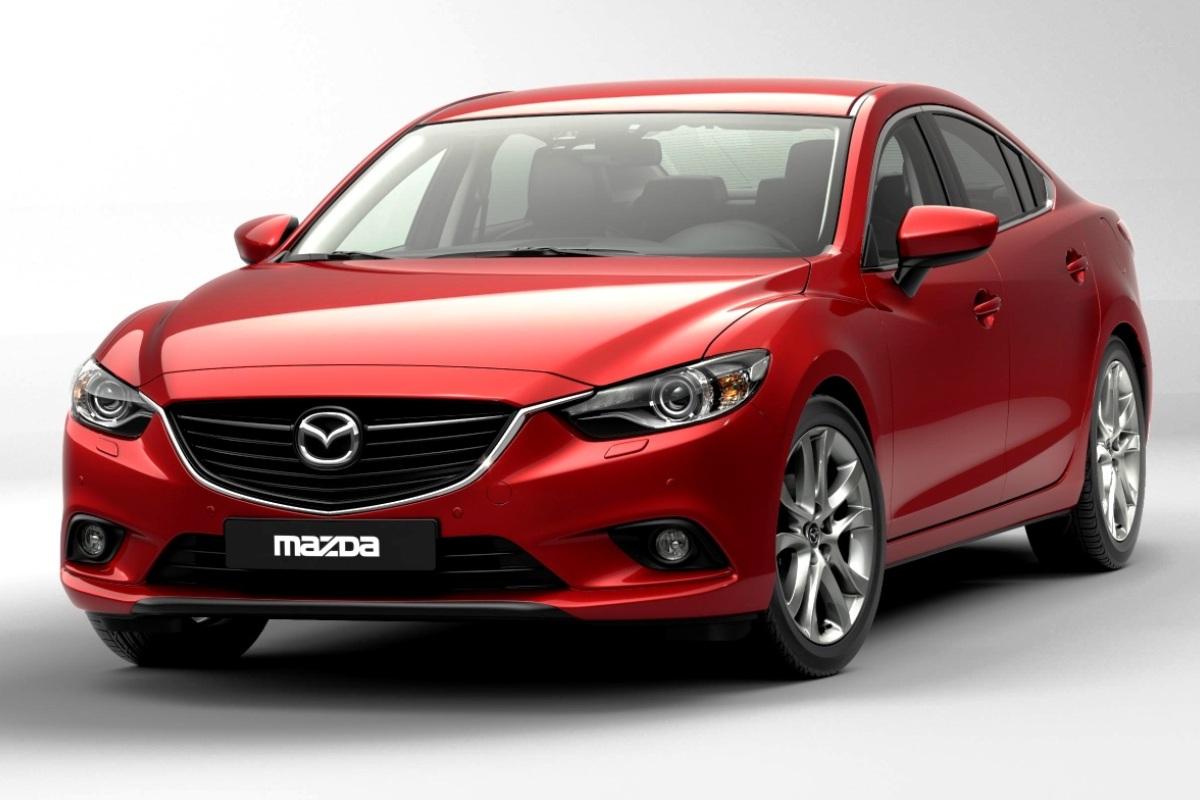 All New Mazda6. Majalah Otomotif Online