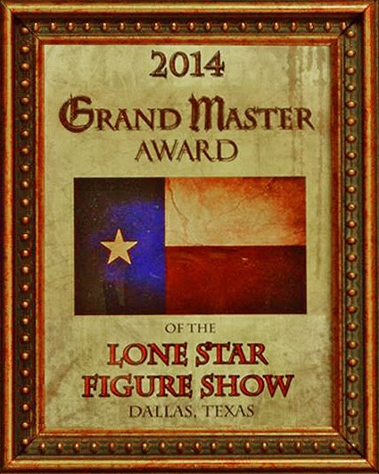 Lone Star Master 2014