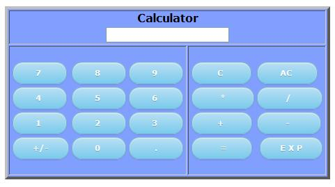 How to add A Calculator in your Blog or Website Using JavaScript CSS HTML