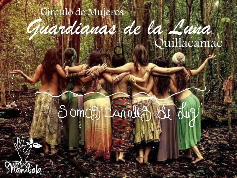 Circulo de Mujeres Guardianas de la Luna Quillacamac