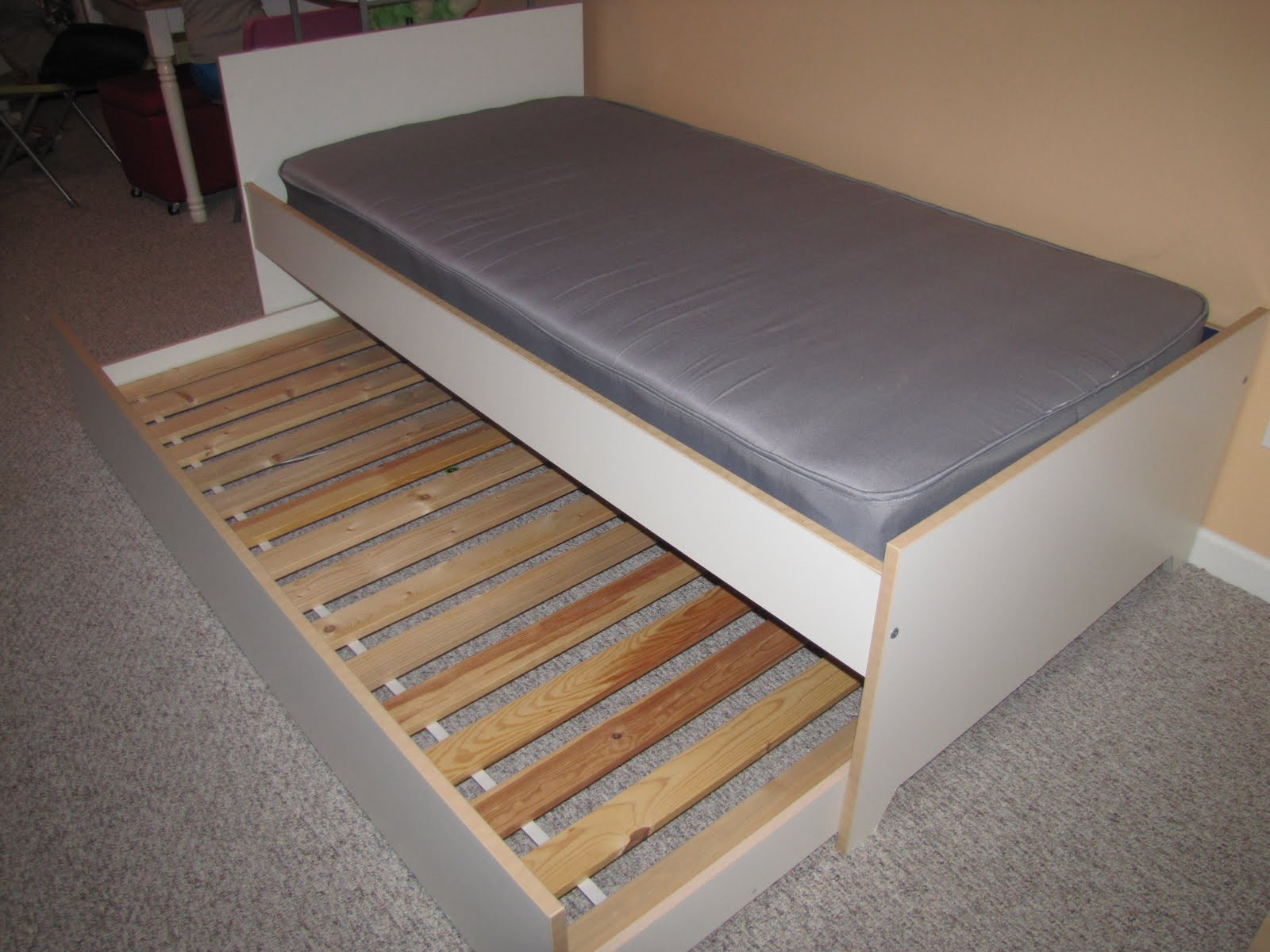 Trundle Bed With Drawers Ikea Bed With Trundle Ikea