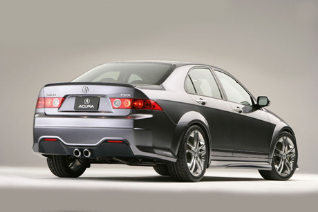 ACURA TSX Sport Cars