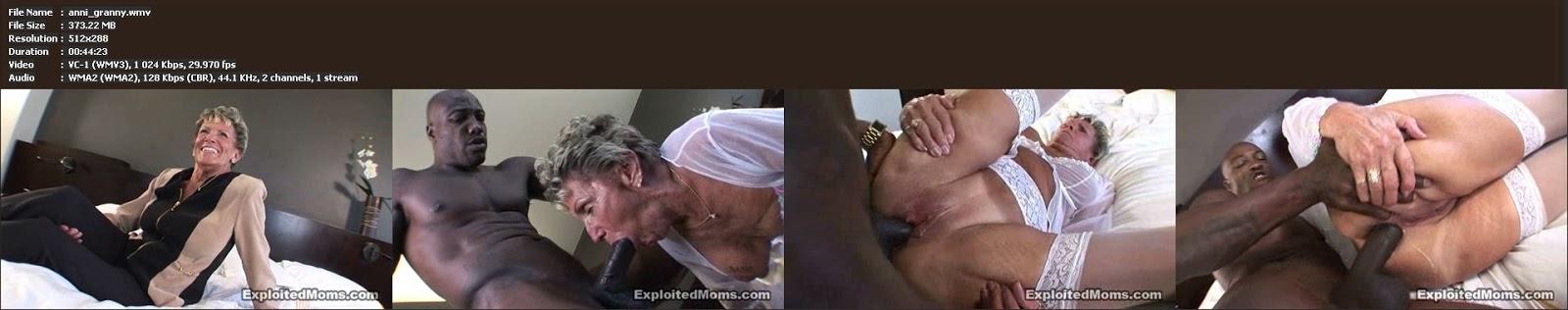 Tits Big Granny anni may from