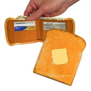Butter Toast Wallet