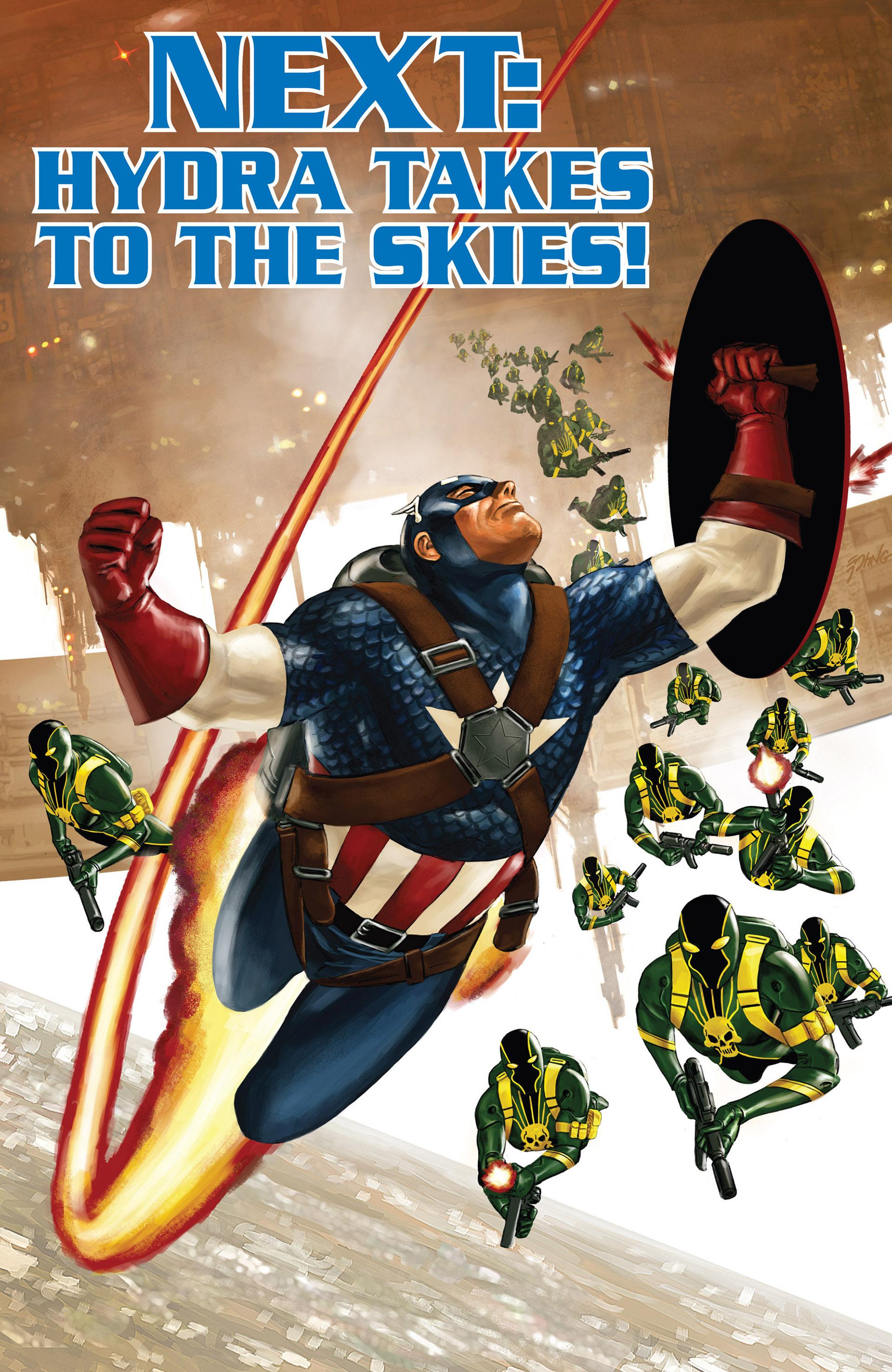 Captain America (2011) Issue #17 #17 - English 23
