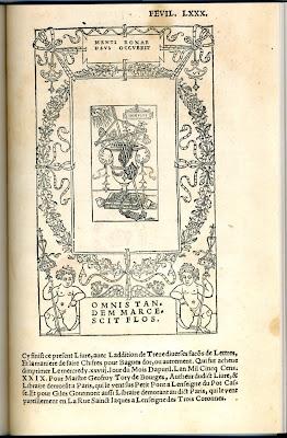 Colophon+du+champ+fleury dans Autographes, lettres, manuscrits, calligraphies