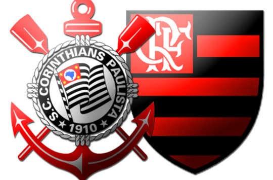 Flamengo x Corinthians se enfrentam pelo segundo turno do brasileirão 2014